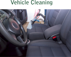 vehicle cleaning services interiors
